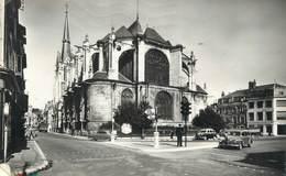 "/ CPSM FRANCE 45 ""Montargis, église Sainte Marie Madeleine"" - Montargis"