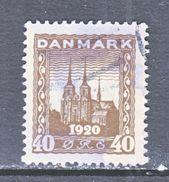 DENMARK    158   (o) - 1913-47 (Christian X)