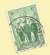 Tasmania - Circular Post Office Postmark - Latrobe - Tas 794 - Gebraucht