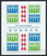 MONACO 1984 . Bloc Feuillet N° 28 . Neuf ** (MNH) - Blocs