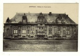 Cpa JOINVILLE Château Du Grand Jardin - Joinville