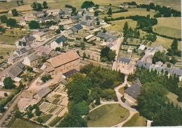 Sibret - Vue Aérienne Du Village Et Du Château - Vaux-sur-Sûre