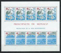 MONACO 1986 . Bloc Feuillet N° 34 . Neuf ** (MNH) - Blocs