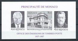 FRANCE 1987 . Bloc Feuillet N° 39a . Non Dentelé . Neuf ** (MNH) - Blocs