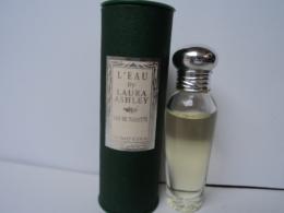 """LAURA ASHLEY"""" L' EAU""""  MINI EDT   4 ML LIRE ET VOIR !! - Miniaturen Flesjes Dame (met Doos)"""