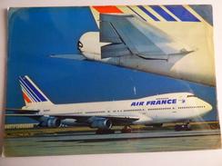 AIR FRANCE     B 747   N28899   AIRLINE ISSUE - 1946-....: Modern Era