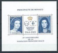MONACO 1989 . Bloc Feuillet N° 48 . Neuf ** (MNH) - Blocs