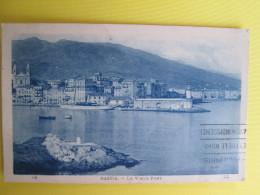 Bastia ; Le Vieux Port - Bastia
