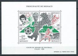 MONACO 1990 . Bloc Feuillet N° 50 . Neuf ** (MNH) - Blocs