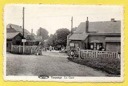 Turpange (Messancy). La Gare. Passage à Niveau 169. Ligne 167 (Autelbas-Athus) - Messancy