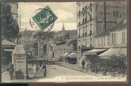 Boulogne-sur-Seine - La Rue Du Port - Boulogne Billancourt