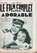 Le FILM COMPLET DU SAMEDI - ADORABLE - Henri GARAT - Cine / Televisión