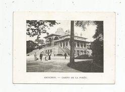 Photographie , 10.5 X 7.5 , Collection Des Châteaux Historiques , 2 E Série , N° 30 , ARCACHON , Casino , 2 Scans - Lieux