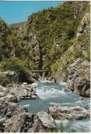Italia Ponte Bridge Torrente Montagne - Cartoline