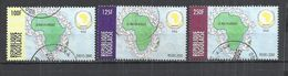 TOGO 2000 - PEACE IN AFRICA - LOT OF 3 DIFFERENT - OBLITERE USED GESTEMPELT USADO - Togo (1960-...)