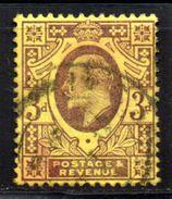 Col 4/ Grande Bretagne N° 111 Oblitéré Cote Yvert 11,00€ - 1902-1951 (Re)