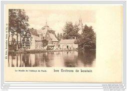 LEUVEN ..-- VL. Brt ..-- Nels 36 , N° 19 . Le MOULIN De L´ ABBAYE De PARCK . - Leuven