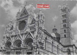 SIENNE  La Cathedrale Detail - Siena