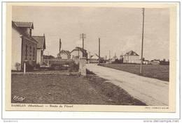 AR2 Damgan Morbihan . Route De Pénerf . Ed : Cim Et Paul Plé Angerville . - France