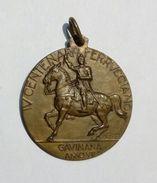 MEDAGLIA Del IV° CENTENARIO FERRUCCIANO (BRONZO - 1930 / AN. VIII) BRONZO - Italia