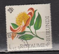 BURUNDI ° YT N° 184 - Burundi