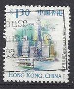 Hong Kong 1999  Landmarks $1.30 (o) - Gebraucht