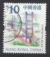 Hong Kong 1999  Landmarks $10 (o) - Gebraucht