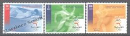 United Arab Emirates - Émirats Arabes Unis 2000 Yvert 624-26, Sydney Summer Olympic Games - MNH - Emiratos Árabes Unidos