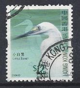 Hong Kong 2006  Birds; Little Egret  $2 (o) - 1997-... Speciale Bestuurlijke Regio Van China