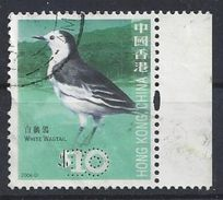 Hong Kong 2006  Birds; White Wagtail  $10 (o) - 1997-... Speciale Bestuurlijke Regio Van China