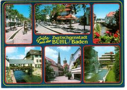 Bühl / Baden - Zwetschgenstadt - Mutivue - Buehl