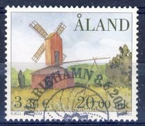 +Åland 2001. Wind Mill. Michel 194. Cancelled - Aland