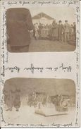 63-puy De Dome-coupe Gordon Bennett-carte Photo-théry Et Son Chauffeur Muller-rare - Autres Communes