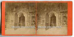 FOTO STEREOSCOPICA PRAG ST. VEITS DOM PRAGA CECOSLOVACCHIA ANNO 1800 - Stereoscopi