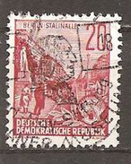 DDR 1955 // Michel 455 O (2418) - Gebraucht