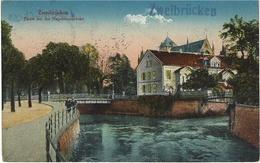 ZWEIBRÜCKEN -Partie Bei Der Napoleonsbrücke - Zweibruecken