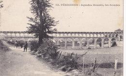 Périgueux (24) - Aqueduc Romain - Les Arcades - Périgueux