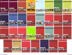MICHEL 32 KATALOGUE ALLER WELT BRIEFMARKEN 2010/15 KATALOG PDF Und JPG - Other