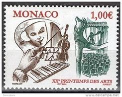MONACO 2004 - N°2431 - NEUF** - Monaco