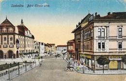 Subotica (Serbie) - Szabadka - Baro Eotvös Utca - Serbie