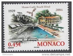 MONACO 2004 - N°2453 - NEUF** - Monaco