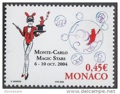MONACO 2004 - N°2455 - NEUF** - Monaco
