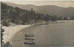 D 83. CAVALIERE. CARTE PHOTO.  PLAGE DU LAYET - Cavalaire-sur-Mer
