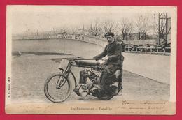 CPA Cyclisme - Les Entraîneurs - Devilly - Radsport