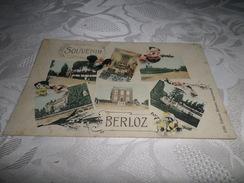 Souvenir Berloz ,multi Vues - Berloz