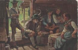 """Raphael Tuck & Sons """"Oilette"""" Serie """"Aus Dem Tiroler Land"""" N° 853 - Postales"""