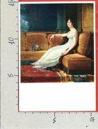 CARTOLINA NV FRANCIA - Imperatrice JOSEPHINE En 1807 - Chateau De Malmaison - 10 X 15 - Pittura & Quadri