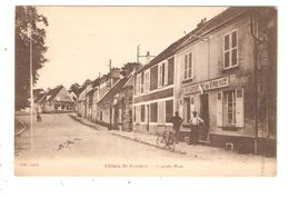 CPA 78 VILLIERS SAINT FREDERIC Grande Rue - France