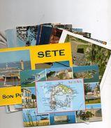 30 Cartes Neuves Uniquement De France ( Villes -Monuments -Multi - Vues ) - Postcards