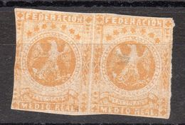 VEEZUELA - 1863 -  Paire  N° 10 - * - - Venezuela